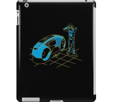 Tron Auto Theft iPad Case/Skin