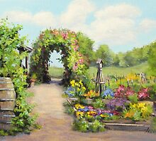 The Children's Garden by Karen Ilari