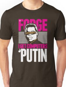 Star Trek - I Get Computers 'Putin Unisex T-Shirt