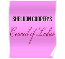 Council of Ladies Poster