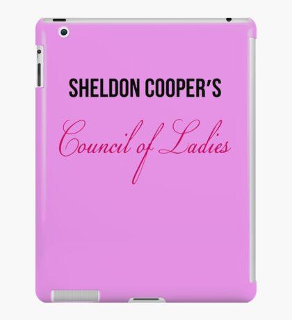 Council of Ladies iPad Case/Skin