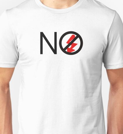 NO FLASH! T-Shirt