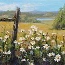 Summer Daydream by Karen Ilari