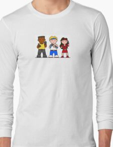 Streets of Fury (Wee-Guys) Long Sleeve T-Shirt