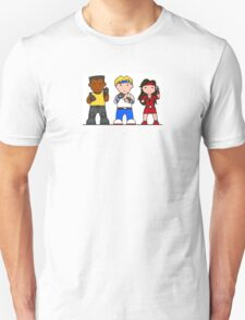 Streets of Fury (Wee-Guys) Unisex T-Shirt