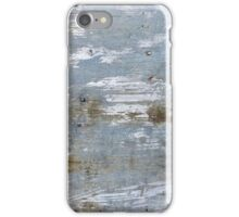 Urbain Grunge Metal texture V iPhone Case/Skin