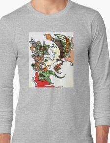 honey bird Long Sleeve T-Shirt