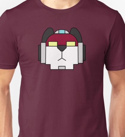 Voltron- Red Lion Unisex T-Shirt