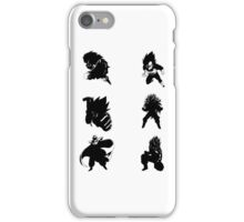 DBZ Collection iPhone Case/Skin