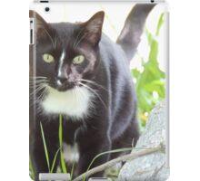 Tux the Kitty Cat iPad Case/Skin