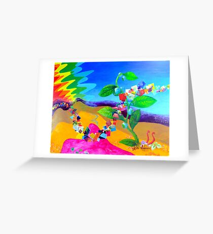 Information Assistance Greeting Card