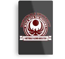 Nightingale University - Skyrim Metal Print