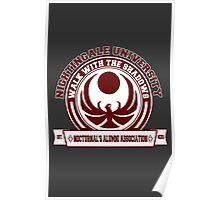 Nightingale University Poster
