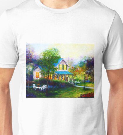 Jasmines Garden Unisex T-Shirt