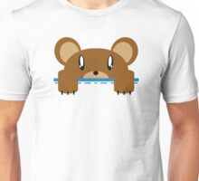 Super Echo Bear Pocket Bear Unisex T-Shirt