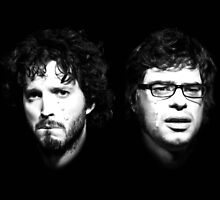 Flight of the Conchords - Bret & Jemaine Crying by martdude