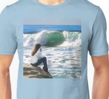 A Winter Morning in San Diego, California  Unisex T-Shirt