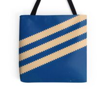 Adidas Blue Stripe  Tote Bag