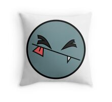 Squints Throw Pillow