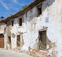 Street of Trujillo by PhotoBilbo