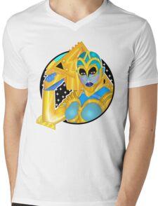 C-P3-HO Mens V-Neck T-Shirt