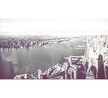 New York From a New Zenith (Part 2) 2016 Photographic Print