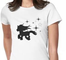 Little Pony Stars Womens Fitted T-Shirt
