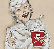 Mummy's Coffee by Kim  Harris
