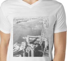 New York From a New Zenith (Part 2) 2016 Mens V-Neck T-Shirt