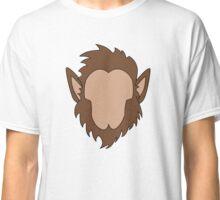 Werewolf Halloween Monster Classic T-Shirt