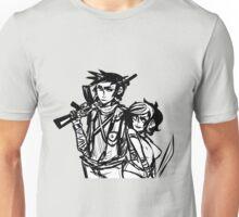 Bonnie & Clyde Unisex T-Shirt