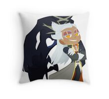 Chibi Ansem and Guardian Throw Pillow