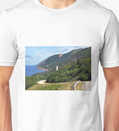 The Cabot Trail Unisex T-Shirt