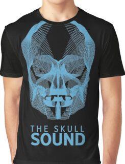 The Skull Sound Graphic T-Shirt
