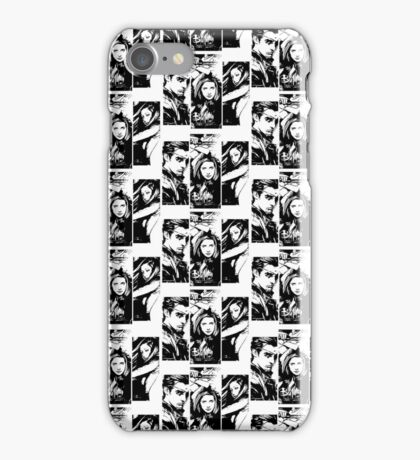 B&W BtVS Trio iPhone Case/Skin