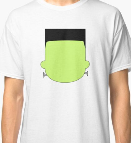 Frankenstein Halloween Monster Classic T-Shirt