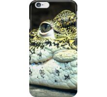 Crocodile  iPhone Case/Skin