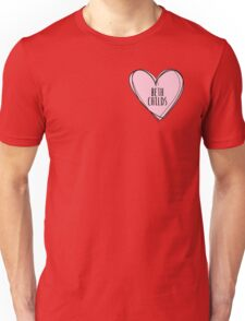 BETH CHILDS HEART Unisex T-Shirt