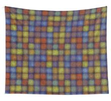 Seamless knitted pattern  Wall Tapestry