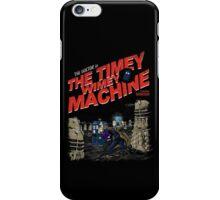 The Timey Wimey Machine iPhone Case/Skin