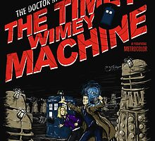 The Timey Wimey Machine by girardin27
