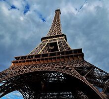 The Eiffel Tower by Stephen Burke