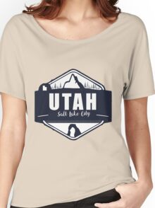Utah Women's Relaxed Fit T-Shirt
