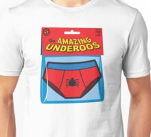 The Amazing Underoos Unisex T-Shirt