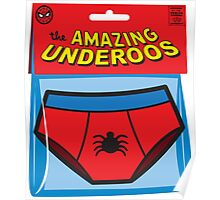 The Amazing Underoos Poster