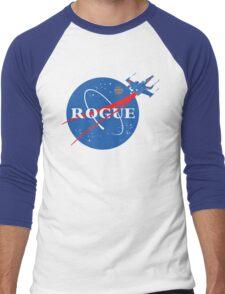 NASA Rogue Men's Baseball ¾ T-Shirt