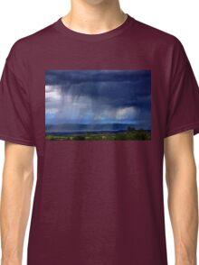 Summer storm over Volvi lake - Thessaloniki Classic T-Shirt