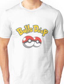Poke Balls Deep Unisex T-Shirt