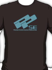 Plavsky Particle System Engineering  T-Shirt