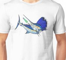 Sport Fishing Unisex T-Shirt